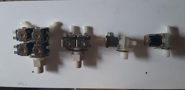 Електромагнитный клапан, одинарный ,двойной,тройной
