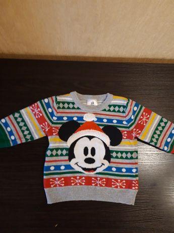 Детский свитер Дисней