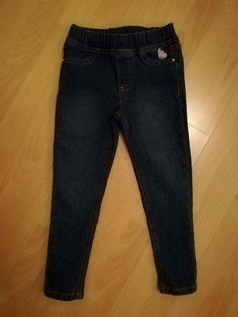 Spodnie jeansowe 5 10 15 nowe, bez metki (wysyłka gratis)