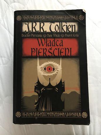 J.R.R. Tolkien Władca Pierścieni trylogia