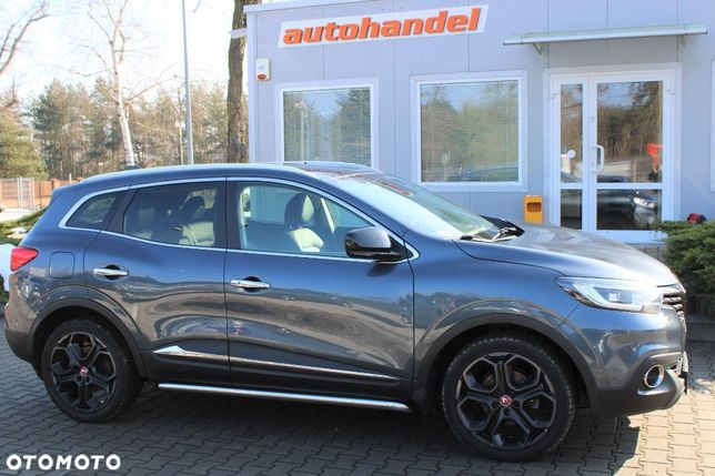 Renault Kadjar 1.6 Energy TCe 163KM Night&Day SalonPL Navi Panorama LED HandsFree