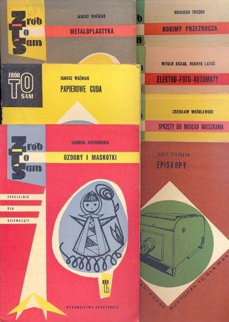 Książki - broszury - Zrób to sam