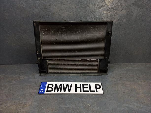 Радиатор Вентилятор Интеркуллер БМВ Ф 30 F32 F34 N20 B20BMW HELP