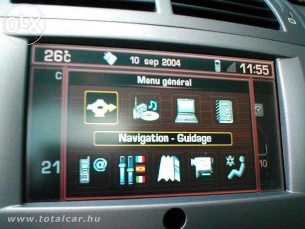 Radio RT3 Peugeot/Citroen