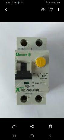 Дифференциальный автоматический выключатель Moeller