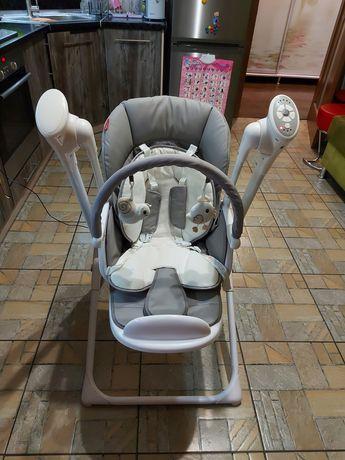 Крісло гойдалка трансформер