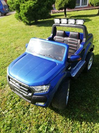 Samochód elektryczny Ford Ranger