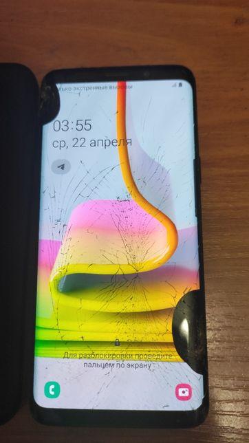 Samsung Galaxy s9 Битый Дисплей SM-G960F