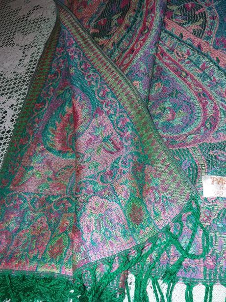 Палантин шарф большой из Египта.