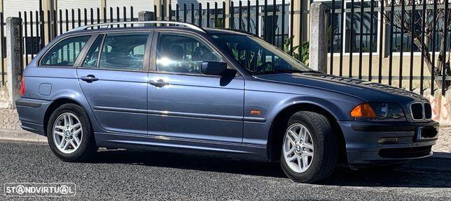 BMW 320 Touring NACIONAL - Kms reais