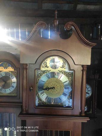 Zegar stojący antyk nie wiszący