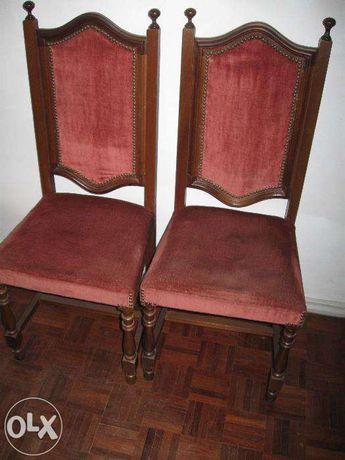 Cadeiras de Quarto (2x)