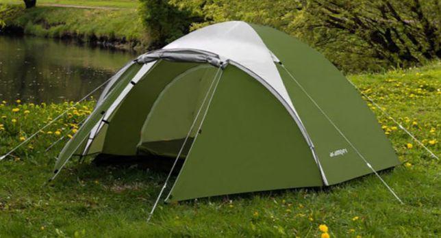 Лучшая Цена! Палатка 3-х местная двухслойная Presto Acco 3 PRO Польша!