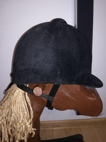 Toczek kask jeździecki rozmiar 57
