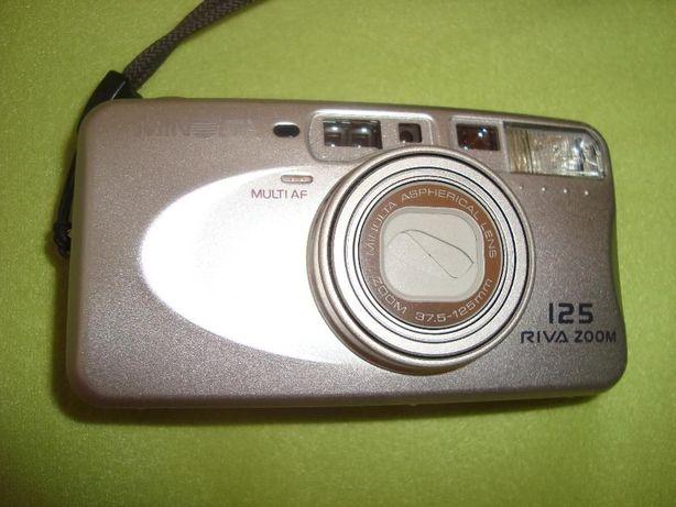 aparat fotograficzny Minolta