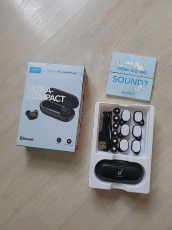 słuchawki bezprzewodowe tws Soundcore Anker Ultra Compact