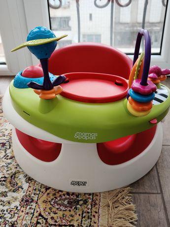 Дитячий столик бустер, розвиваючий центр mamas&papas