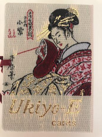 Игральные карты ручной росписи Киото Япония