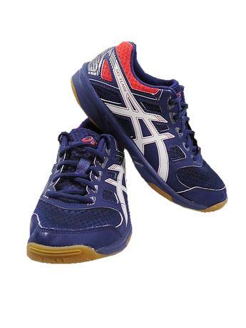 ASICS Gel-Flare 6 Gs dziecięce buty halowe unisex rozm 37 dł wkł 23,5