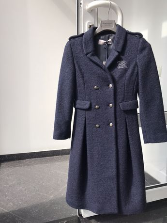 Пальто на девочку 12 лет Ermanno Scervino оригинал