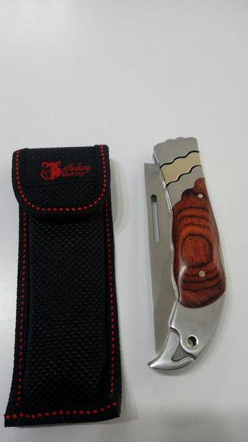 Nóż myśliwski składany Columbia scyzoryk