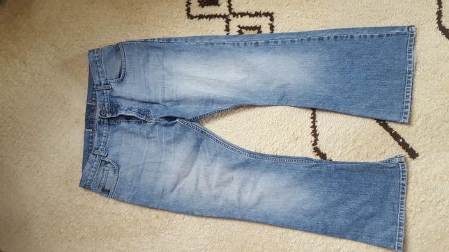 Spodnie jeansy r.34