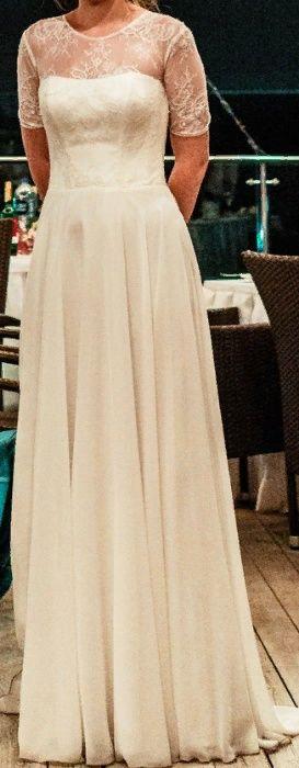 Свадебное платье. Размер XS/S Киев - изображение 1