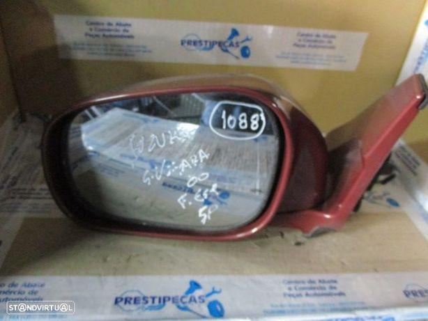 Espelho vermelho REF1088 SUZUKI / GRAND VITARA / 2000 / ESQ / ELETRICO / 5 PORTAS /
