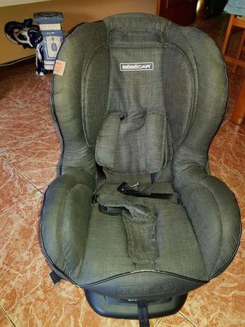 cadeira de bebe da BEBECAR com isofix