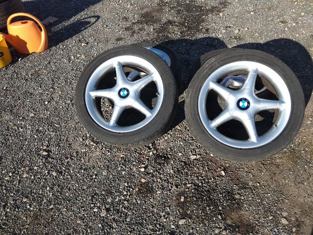 "felgi aluminiowe 17"" BMW"