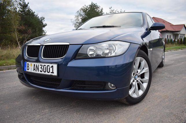 BMW e91 320d 163km
