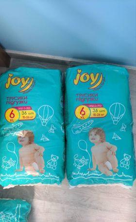 Підгузники 6 joy