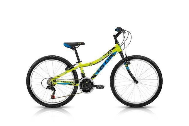 "Lekki rower juniorski Kellys Kiter 30, koła 24"", rama 11"", od 120cm."