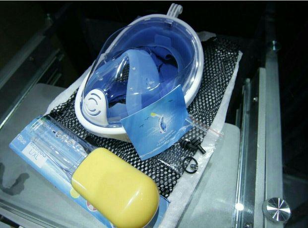 Маска для подводного плавания, детские и взрослые