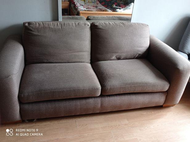 Łóżko kanapa rozkładane