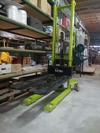Empilhador hidráulico / porta paletes/ Staker 1000kg