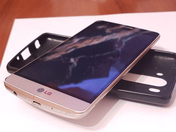 Мобільний телефон LG G3 s D722 + чохол і зарядне.