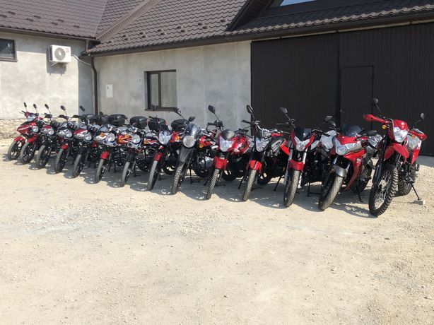 Мотоцикл Новий!! FORTE 125-300, 2021 рік, Кредит, Великий вибір