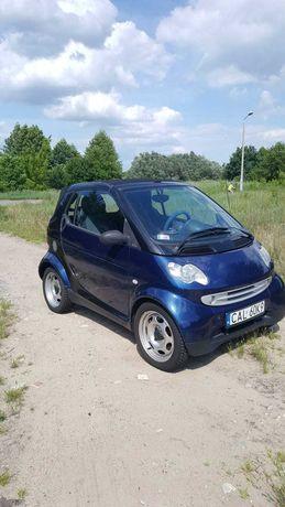 Sprzedam Smart Cabrio 0.8 CDI 2002 r.