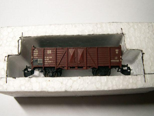 wagon weglarka bez ładunku ( skala TT)