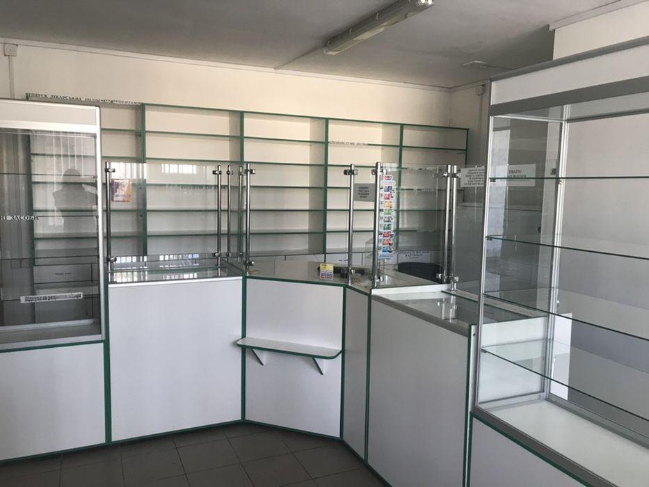 Комплект мебели для аптеки Кобеляки - изображение 1