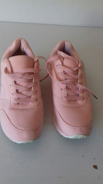 Sapatilhas rosa