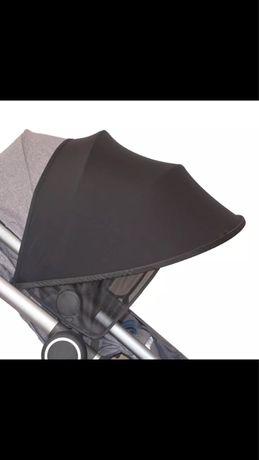Daszek przeciwsłoneczny na wózek