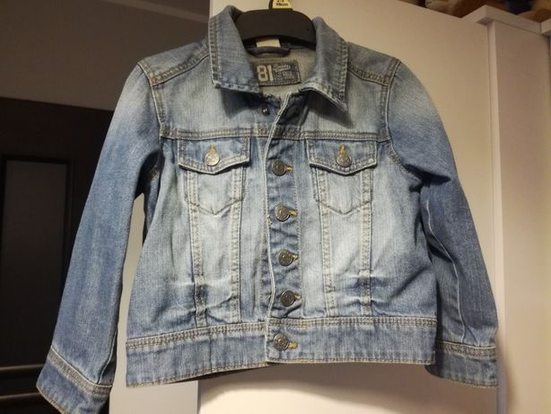 Kurtka jeansowa, katana h&m