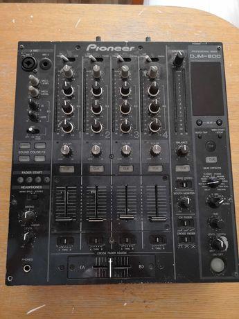 Pioneer djm800 części,naprawa