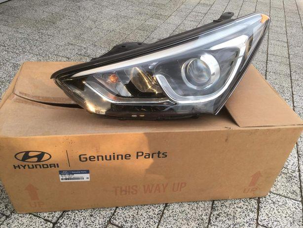 Lampa lewa Hyundai Santa fe