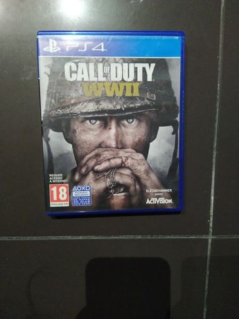 Jogo ps4 Call of Duty WWII - PlayStation 4