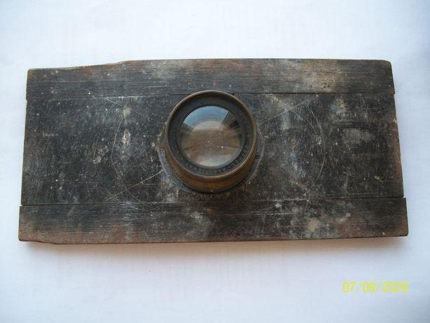 Объектив фотоаппарата Doppel-Anastigmat Riese Berlin 210mm №3084 6/8 с