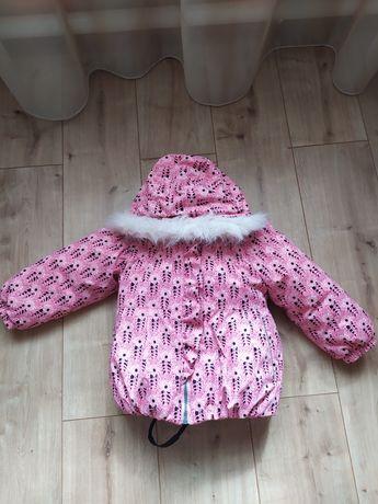Зимний костюм Lenne 98-104 для девочки