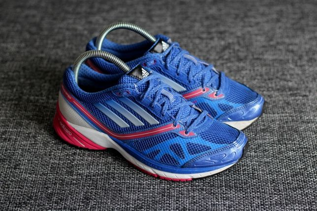 Кросівки бігові марафонки Adidas Adizero Tempo 5 Running. Оригінал 38р
